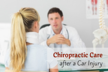 Chiropractic Carefor Car Injuries