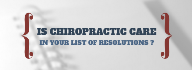 chiropractic care list of resolutions